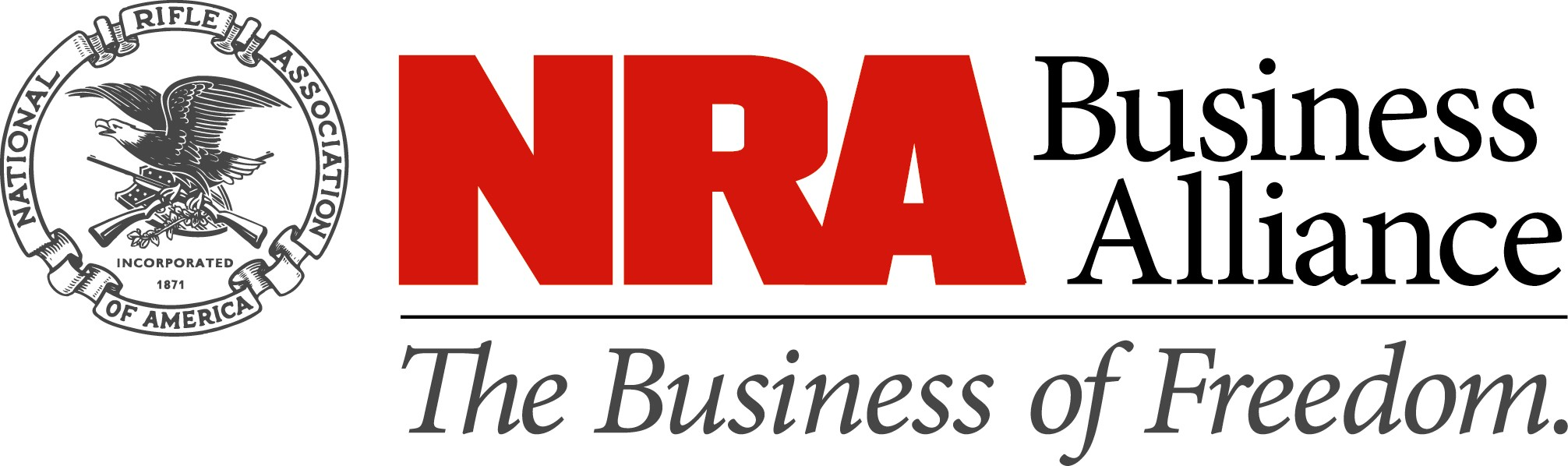 Inman Sports Unlimited is proud to be a National Rifle Association  Business Alliance Member
